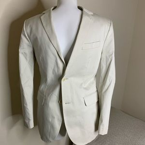 NWT Express Cotton Summer Blazer size 40R